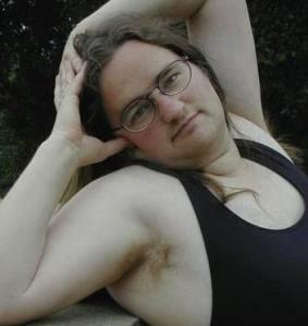 armpit-woman